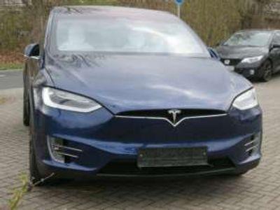 usata Tesla Model X 90d easy carica propria batteria elettrica/benzina
