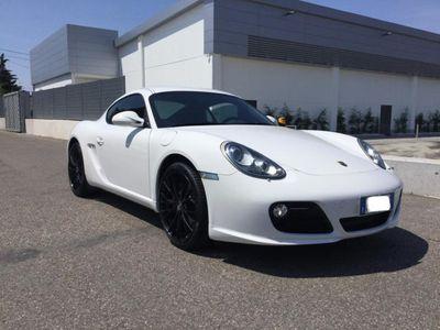usata Porsche Cayman 3.4 S MANUALE 23.000km OCCASIONE