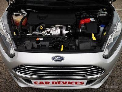 usata Ford Fiesta 7ª serie - 2015 diesel Neopatentati