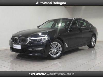 usata BMW 530 Serie 5 (G30/G31) d xDrive 249CV Business