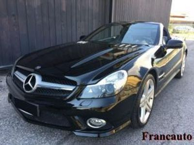 usata Mercedes SL350 cat sport benzina