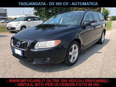 brugt Volvo V70 D3 163 CV Geartronic Momentum