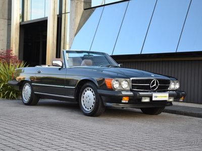 begagnad Mercedes 560 SLHARD - TOP * REVISIONATA *