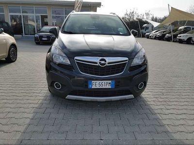 usata Opel Mokka X 1.4 Turbo GPL Tech 140CV 4x2 Adv