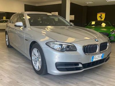 usata BMW 520 d.Touring Business automatica full