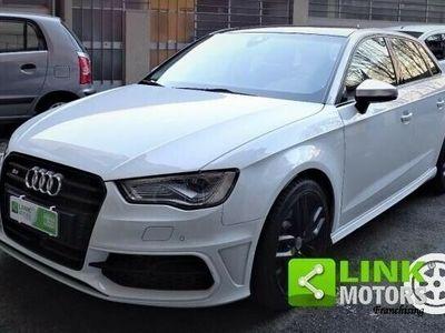 usata Audi S3 Sportback 2.0 TFSI quattro S tronic