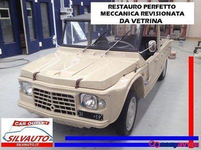 usata Citroën Méhari eccelsa - restauro maniacale benzina