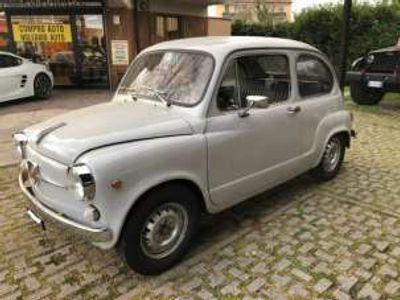 used Fiat 600D abartizzata!! benzina