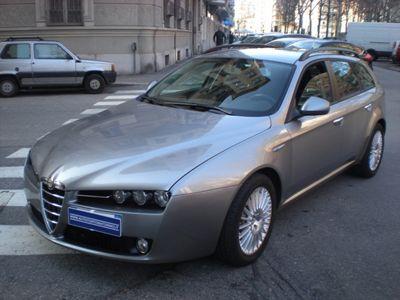 gebraucht Alfa Romeo 159 1.9 JTS 16V Sportwagon Progression