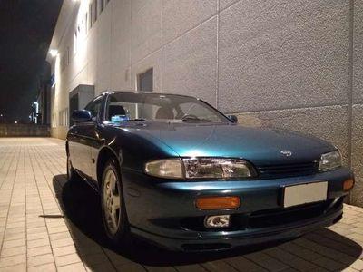 usata Nissan 200 SX S14 200SX Silvia cat