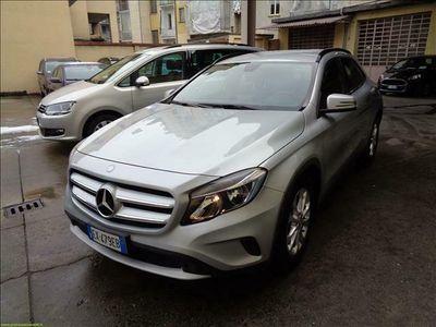 used Mercedes GLA200 CDI EXECUTIVE AUTOMATIC EURO 6