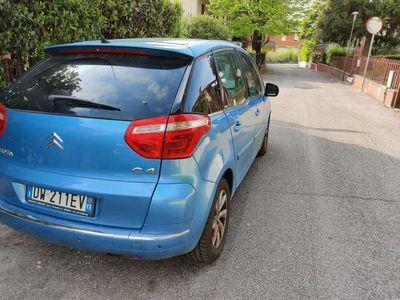 usata Citroën C4 Picasso 1.6 HDi 110 Exclusive automática 128000 km