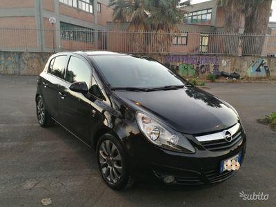 usata Opel Corsa GPL DI SERIE NUOVISSIMA