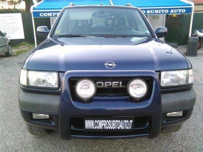 usata Opel Frontera 16V DTI 3 porte Sport RS