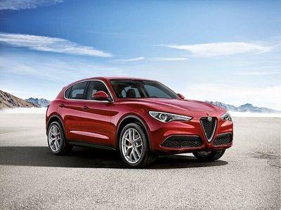 usata Alfa Romeo Stelvio MY20 2.2 TB DIESEL 190CV AT8 - Q4 SPRINT