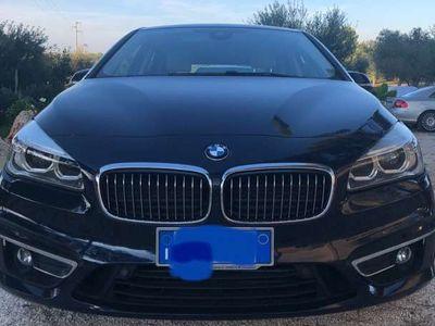 usata BMW 220 Active Tourer Serie 2 A.T. (F45) Luxury aut.