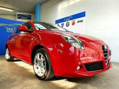 usata Alfa Romeo MiTo 1.4 GPL Distinctive Pochi Km
