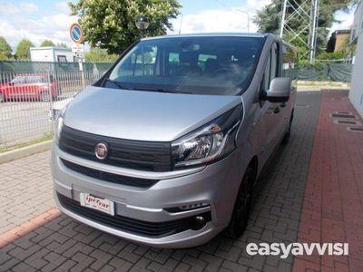gebraucht Fiat Talento 1.6 twinturbo mjt 145cv passo lungo 6 posti family diesel