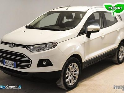 second-hand Ford Ecosport 1.0 ecoboost Plus 125cv