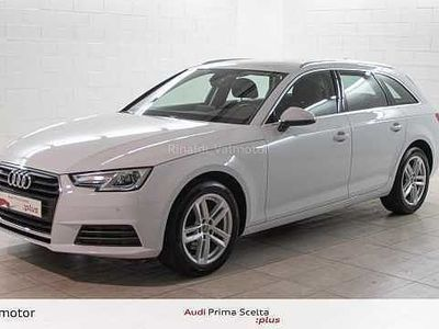 usata Audi A4 Avant 2.0 TDI 150 CV S tronic Business Sport