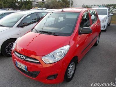 usata Hyundai i10 1.1 12v classic benzina 4/5-porte manuale rosso