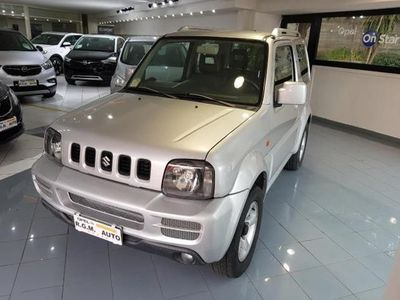 used Suzuki Jimny 1.3i 16V cat 4WD JLX UNICO PROPRIETARIO