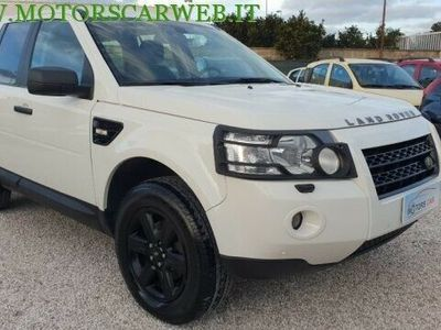brugt Land Rover Freelander 2.2 TD4 S.W. HSE