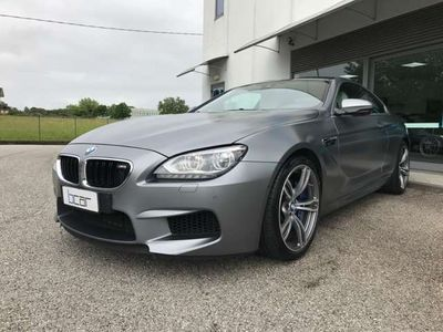 usata BMW M6 Coupé Competition Package, MOTORE NUOVO