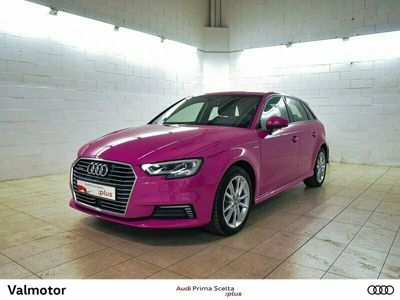usata Audi A3 Sportback e-tron e-tron 1.4 TFSI 150 kW (204 PS) S tronic