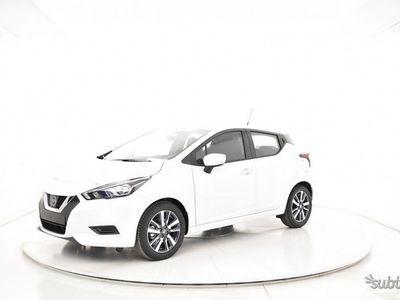 brugt Nissan Micra 5ª serie