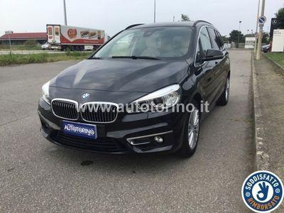 usata BMW 220 SERIE 2 GRAN TOURER d gr.tourer xdrive Luxury 7p.ti auto