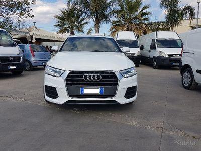 brugt Audi Q3 2.0 tdi 140 cv quattro s tronic s line
