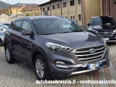 usata Hyundai Tucson 1.7 CRDi Comfort del 2015 usata a Brescia