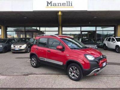 usado Fiat Panda Cross 1.3 MJT 16V 4x4 del 2015 usata a Brescia