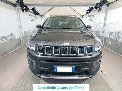 usata Jeep Compass 2.0 Multijet II 4WD Limited del 2017 usata a Torino
