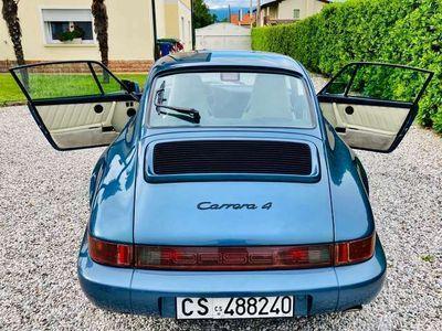 usata Porsche 911 Carrera 4 964 cat Coupé Pari al nuovo