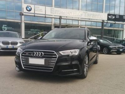 brugt Audi S3 S3 SPB 2.0 TFSI quattro S tronicSPB 2.0 TFSI quattro S tronic