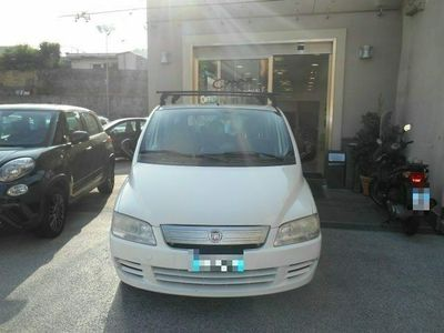 usata Fiat Multipla 1.9 MJT Emotion