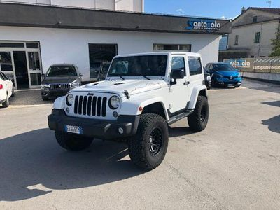 used Jeep Wrangler Unlimited 2.8 CRD DPF 75th Anniver
