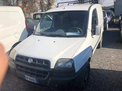 usado Fiat Doblò 1.9 JTD cat Cargo Lamierato SX