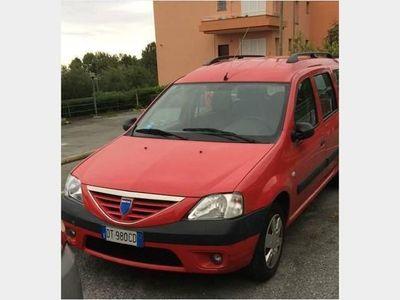 usata Dacia Logan 1ª serie 1.6 MPI 2008