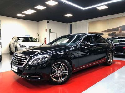 usata Mercedes S350 d Maximum 4MATIC 258CV 2016 * FULL OPTIONAL *