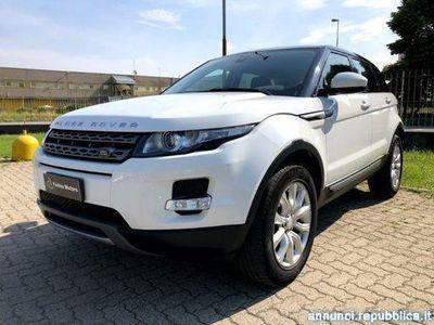 usata Land Rover Range Rover 2.2 TD4 5p. Prestige UNICOPROPRIETARIO Liscate