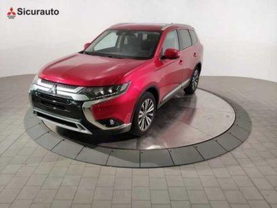 usata Mitsubishi Outlander 2.0 2WD GPL Bi-fuel CVT Instyle SDA