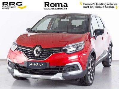 używany Renault Captur dCi 8V 110 CV S&S Energy Intens
