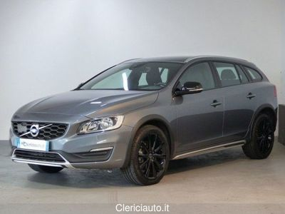 used Volvo V60 CC V60 Cross Country Cross Country D3 Geartronic Momentum