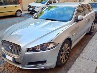 usata Jaguar XF Sportbrake 2.2 D 200 CV Luxury