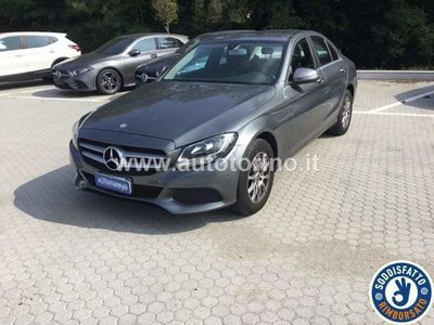 usata Mercedes C180 CLASSE C BERLINAd (BT) Business auto