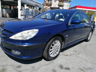 used Peugeot 607 - 2001