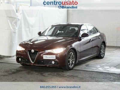 usata Alfa Romeo Giulia 2016 2.2 t 150cv auto